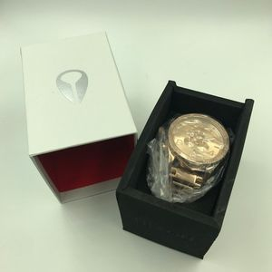 Nixon NWT 51-30 Chrono All Rose Gold Watch